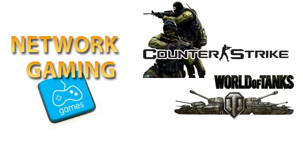 NETWORK GAMING ON ANY_G NET