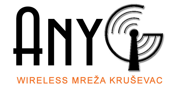 ANYG NET Wireless Kruševac